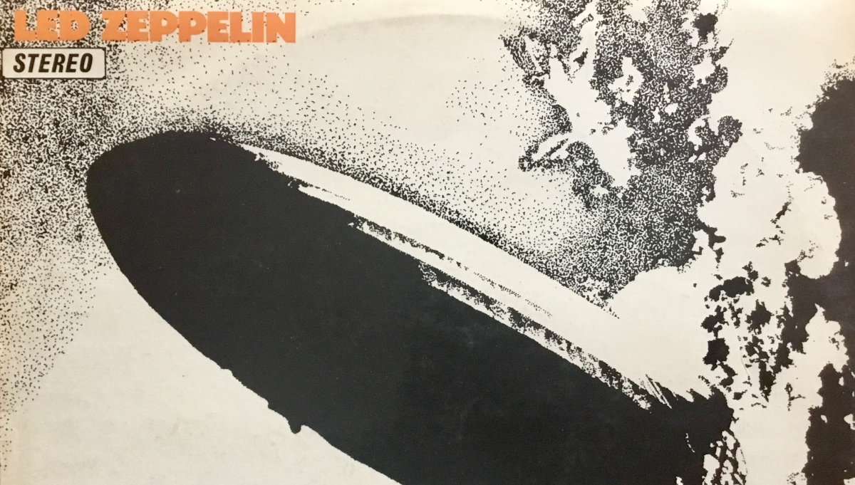 Collecting Australian Pressings of Led Zeppelin1